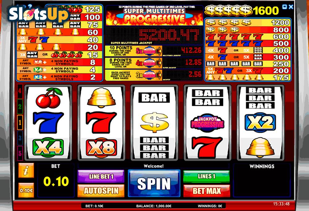 Progressive Jackpots 731872