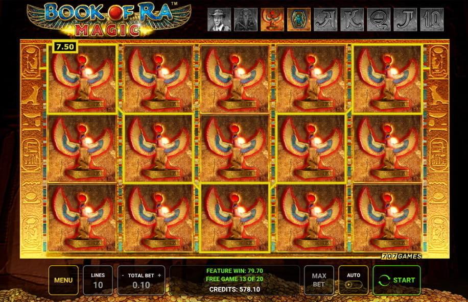 Bonus Casino Magic 903004