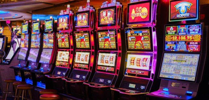 Gewinnchance Spielautomat 158078