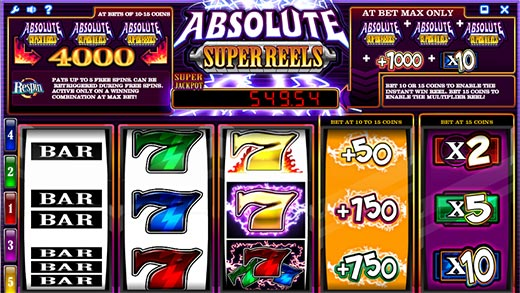 Bonus Automaten 866751