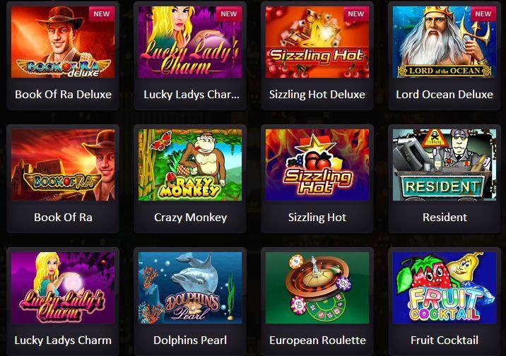Sofort Casino Novoline 111508