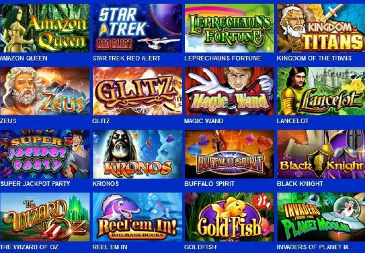Spielautomaten Bonus 134625