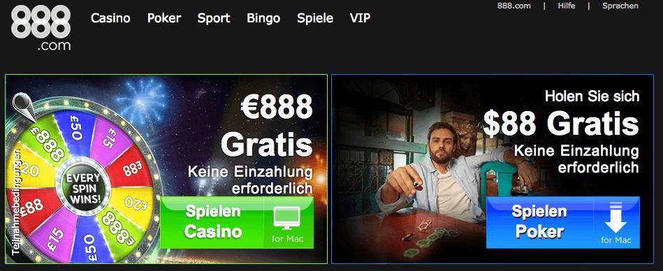 888 Casino 332730