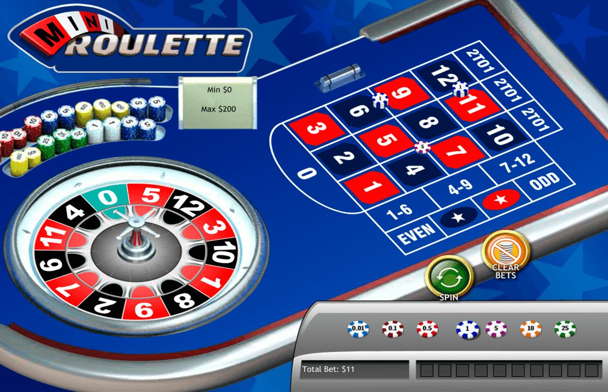 Roulette von 747997