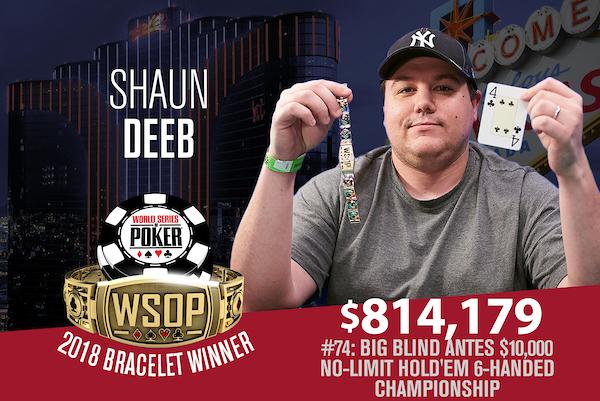 Bracelet WSOP 886166