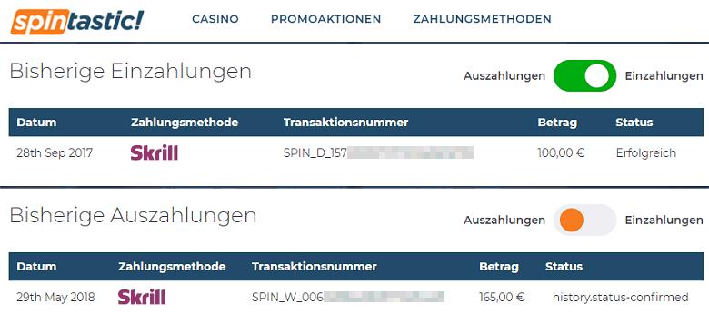 Casino Auszahlung 885848