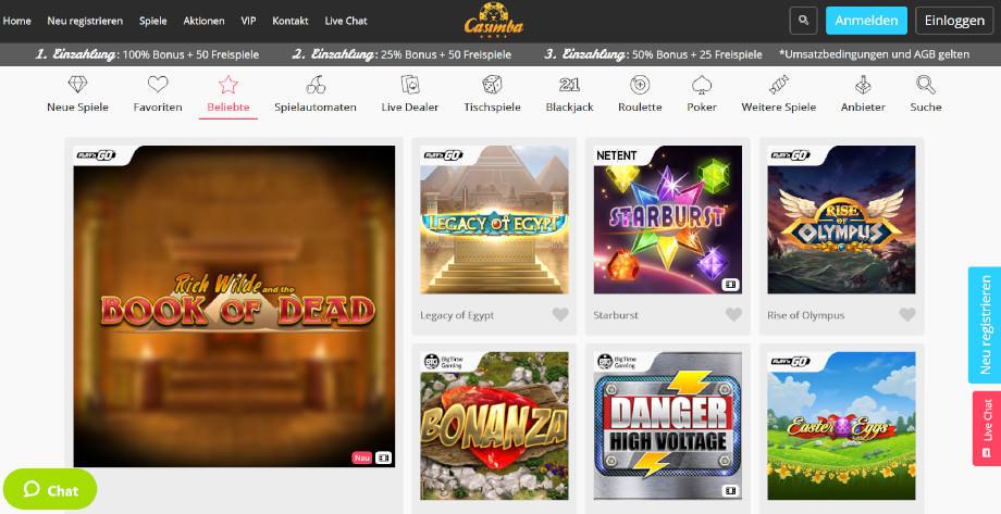 Online Casino 89245