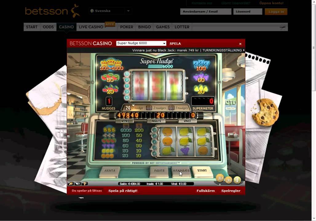 Betsson Casino 267519