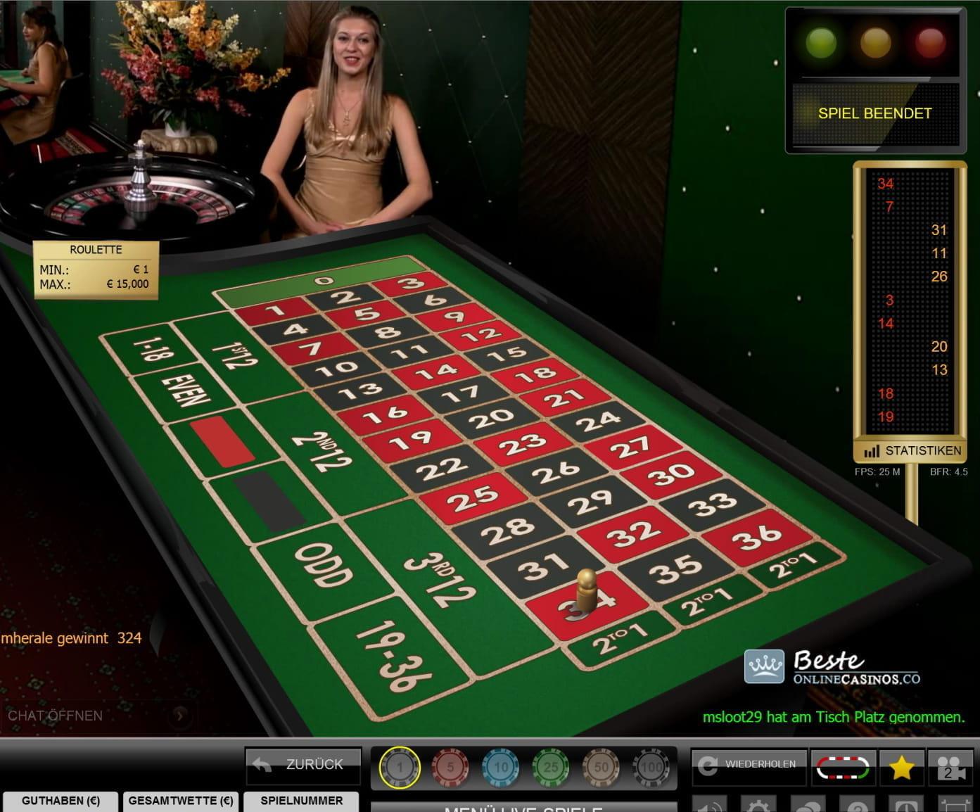 Tischspiele online Casino 186470