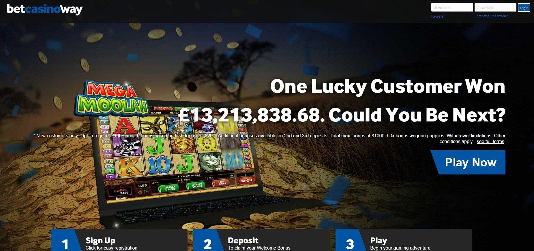 Alle online Casinos 100909
