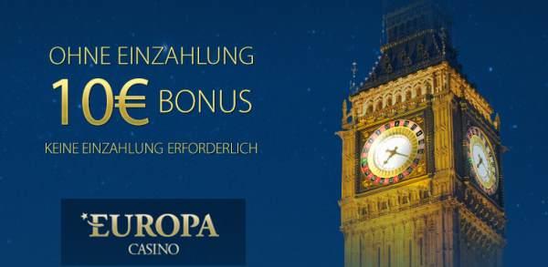 10 euro Bonus 773310