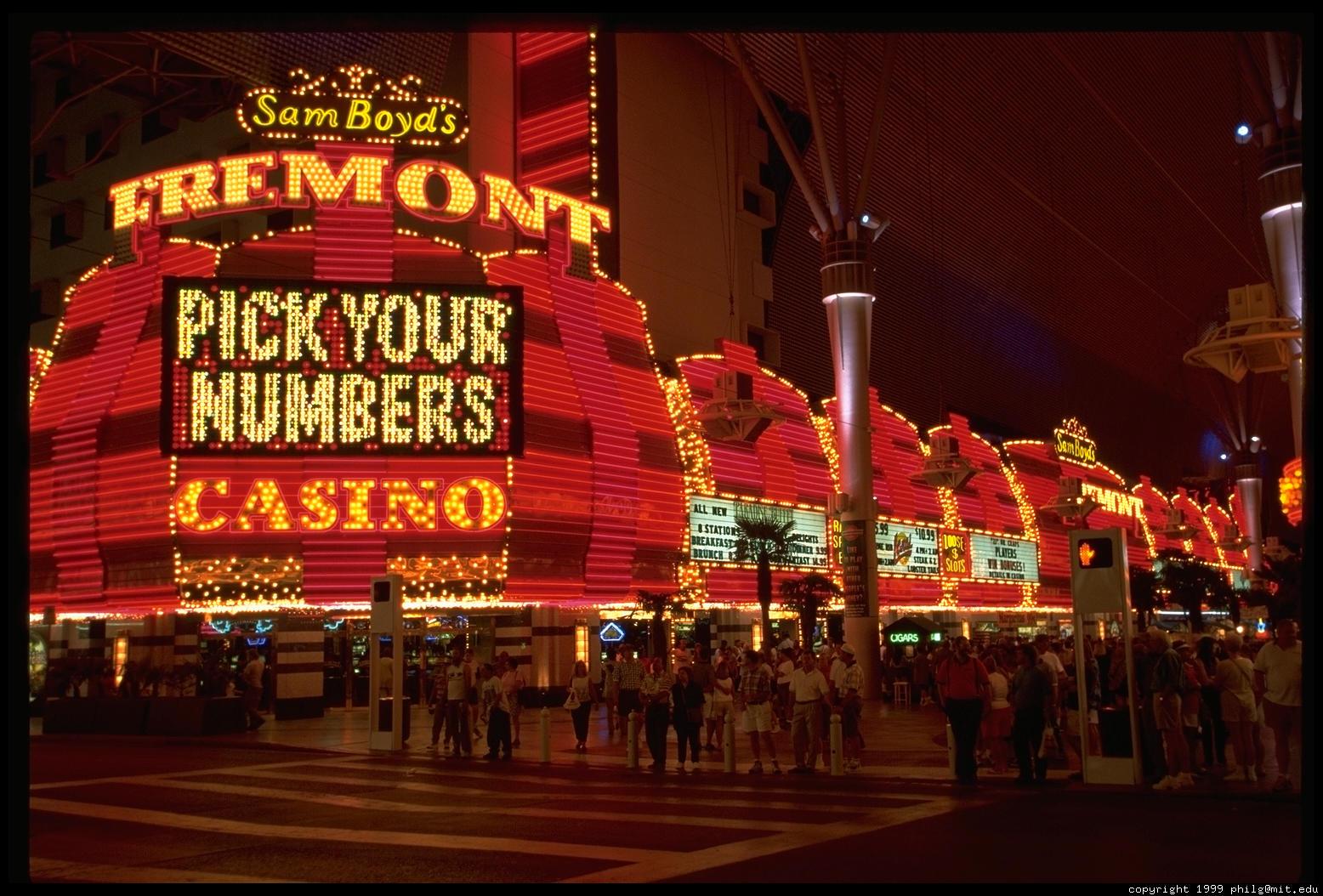 Las Vegas 960327