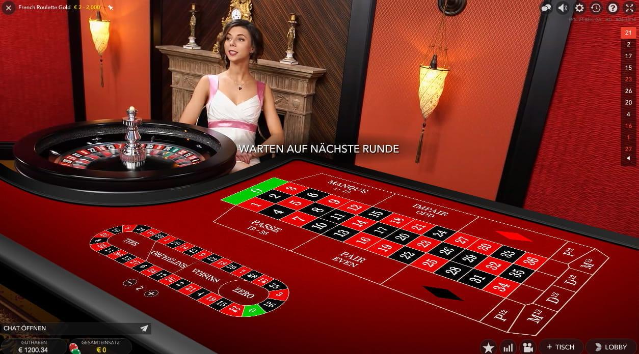 Live Casino 569235