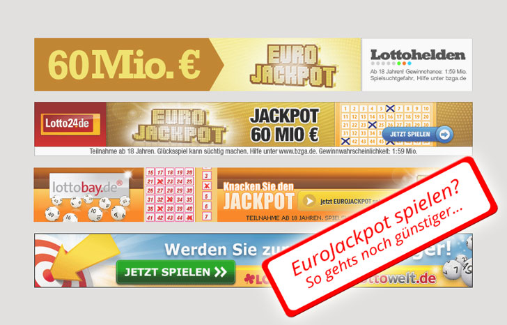 Wirklich Lotto Eurojackpot 536674
