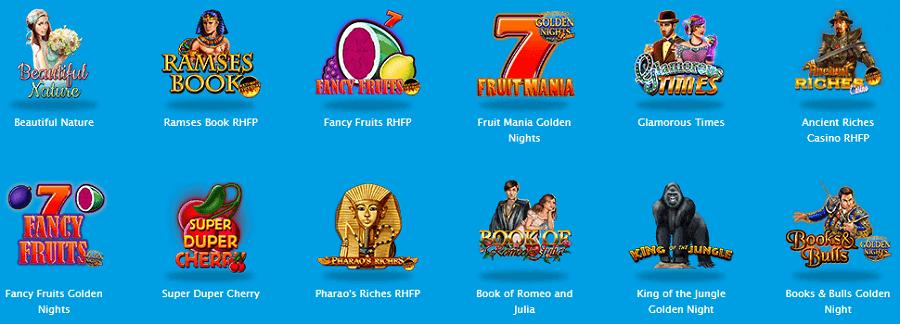 Casino Spiele Bonus 295345