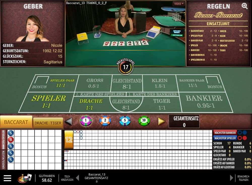 Live Casino online 435170