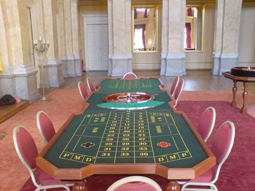 Französisch Roulette Tisch 803735