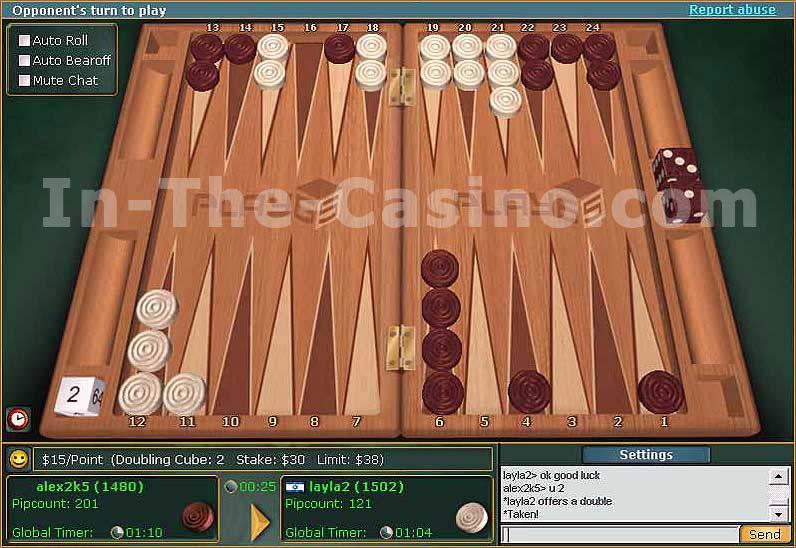 Backgammon online Coinfalls 805444