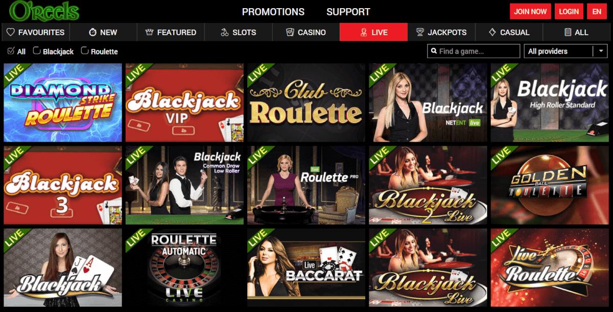 Beste Wettquoten Casino 741075
