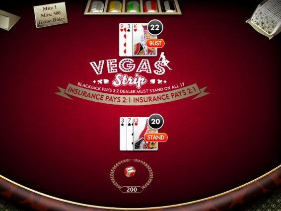 Blackjack Karten 99649