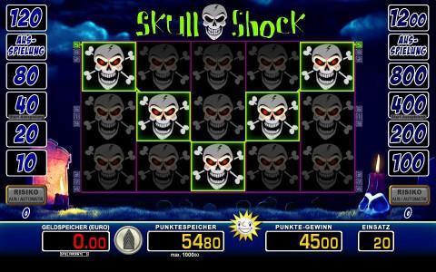 Skull Shock wirklich 281494