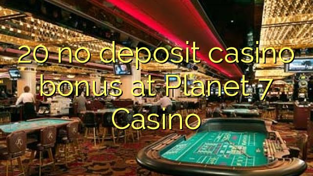 Casino Bonus 20 347696