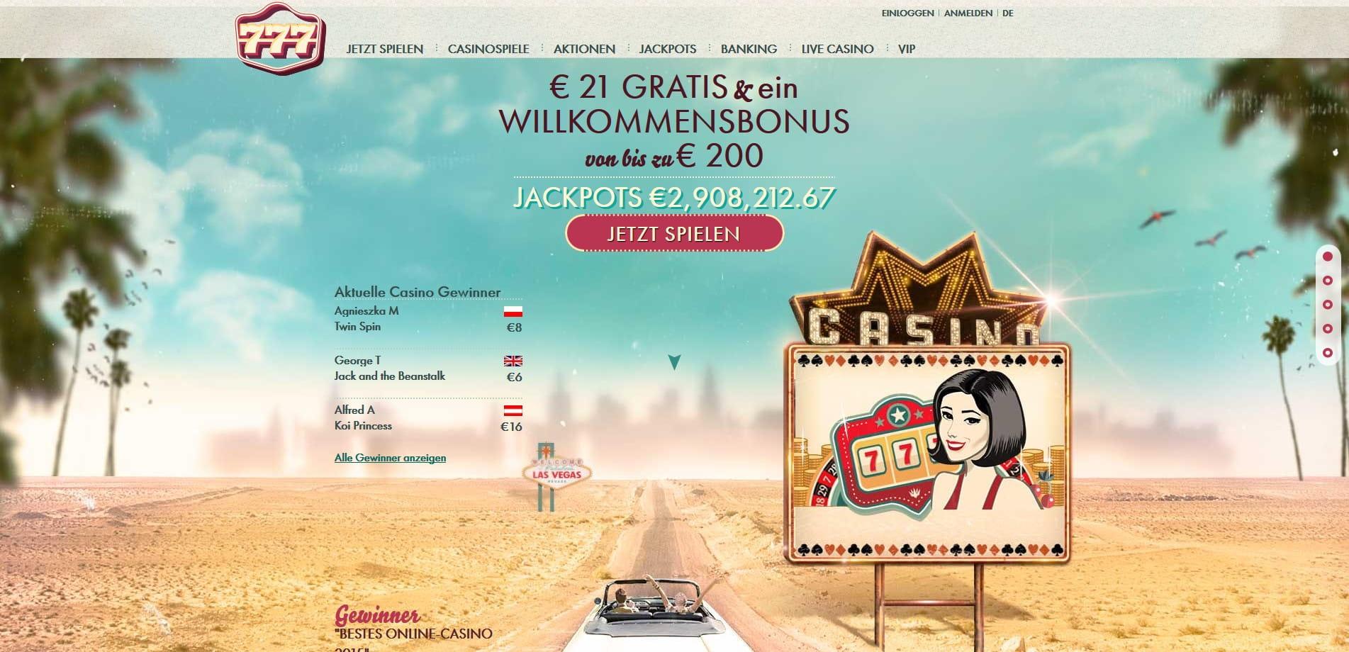 Casino Bonus 48527