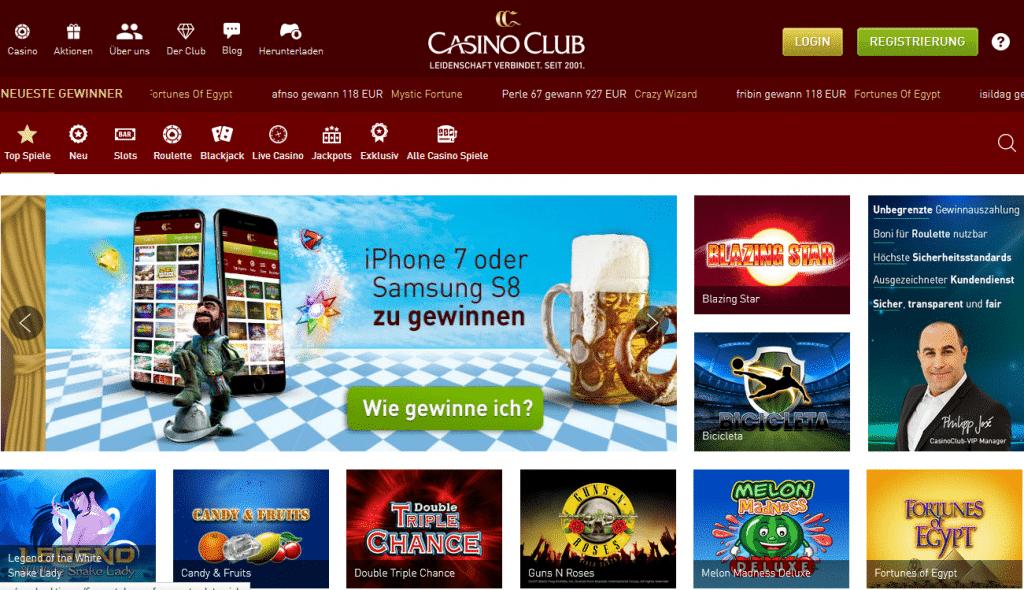 Casino Club 154505