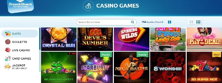 Casino mit 732738