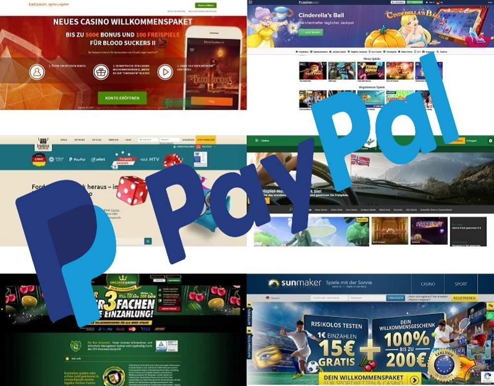 Casino mit PayPal 442398