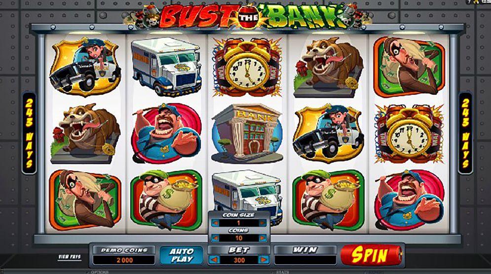 Casino Skills Bust 473740