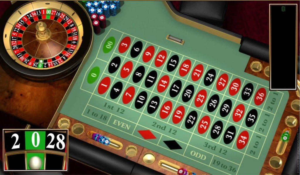Roulette Dauerhaft 574202