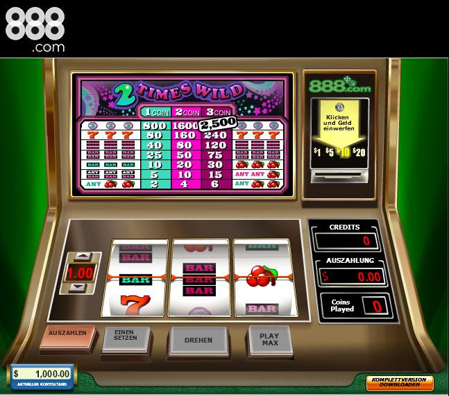Alte Spielautomaten 456851