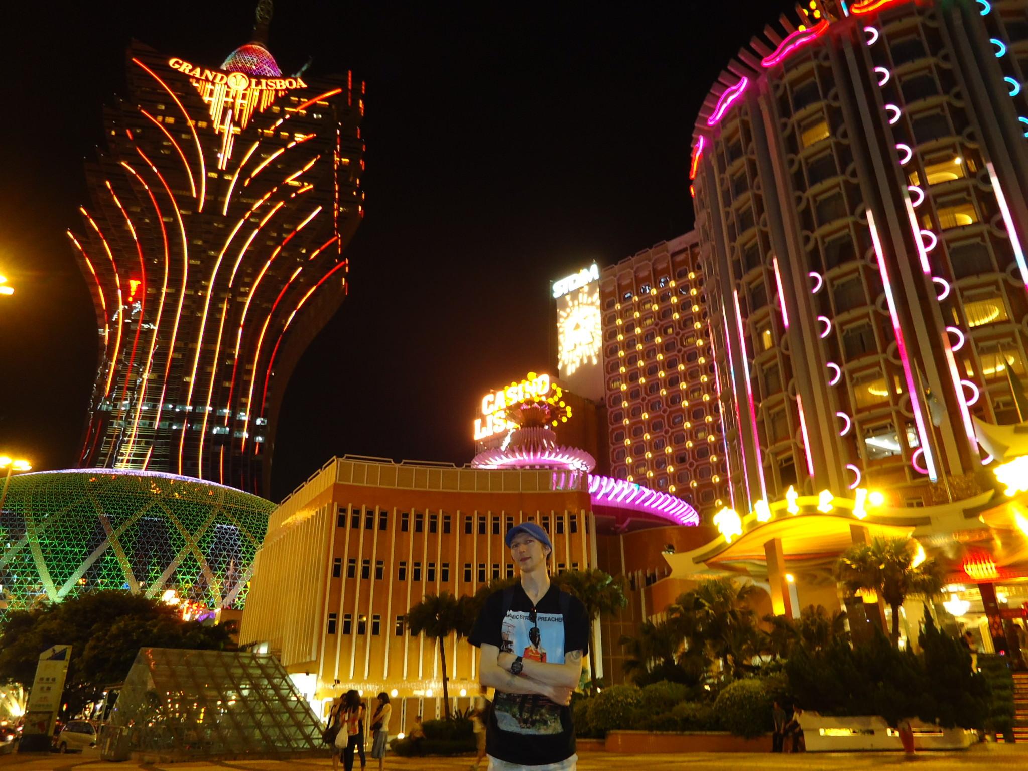 Casino in 98323