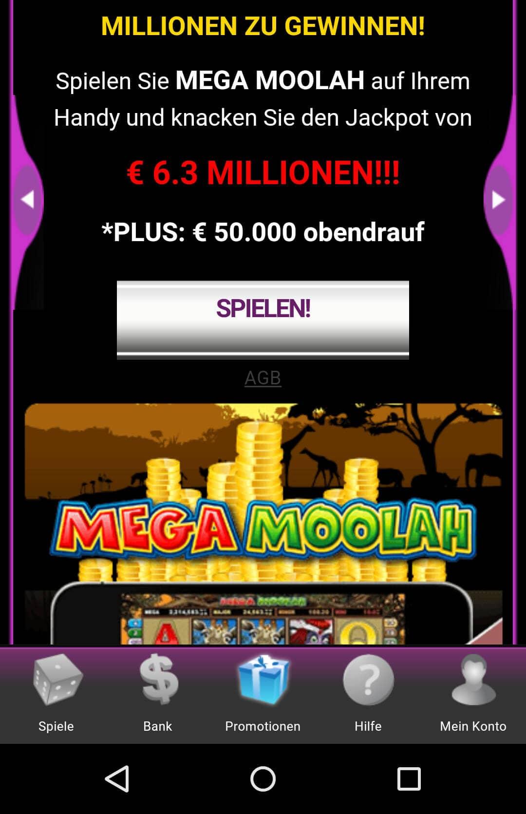 Echtgeld Casino app 506900