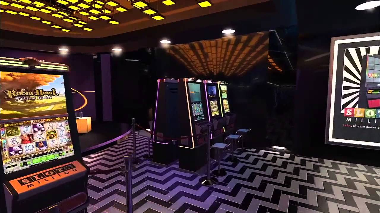 Virtual Reality Casino 30707