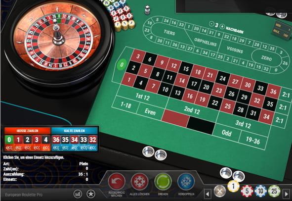 Europäisches Roulette Regeln 911551