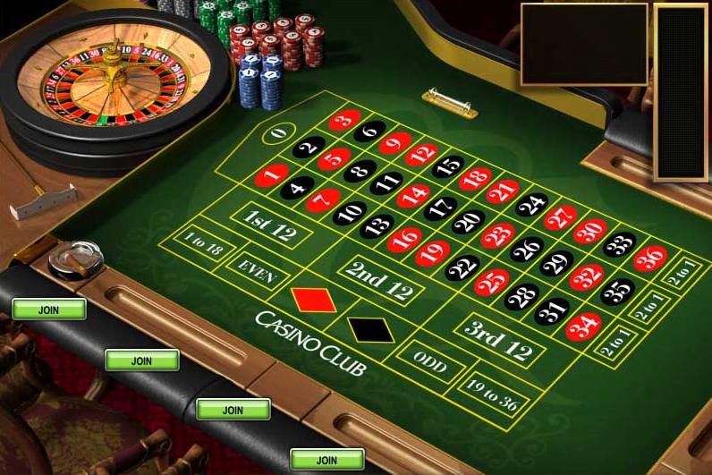 Roulette Tisch Casino 165898
