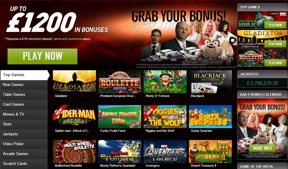 10 besten Casino 927046