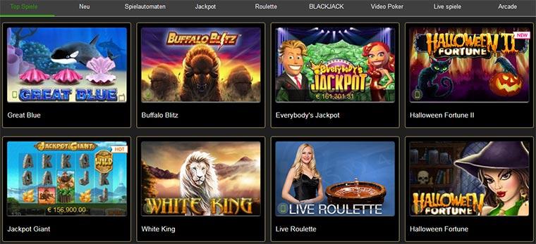 Drückglück Gewinnchancen Casino 15255