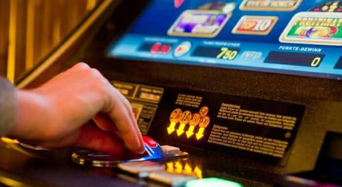 Spielhallen Automaten Startguthaben 629609