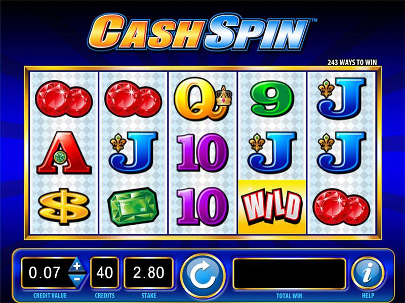 Cash Freispiele Casiplay 603928