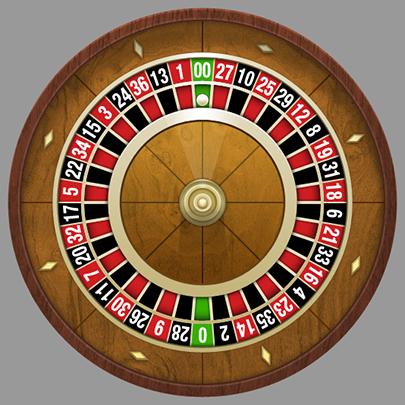Französisch Roulette Tisch 864166