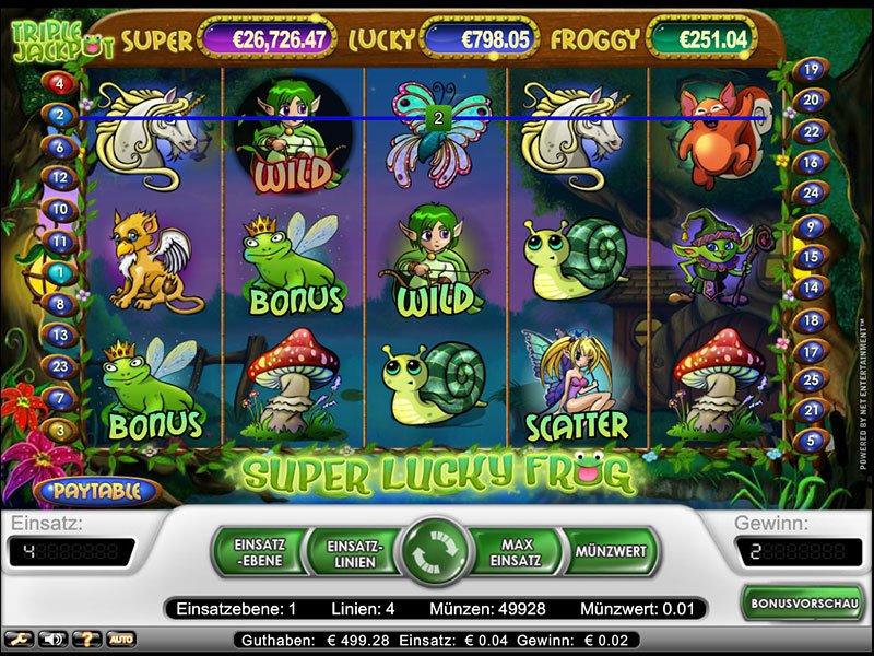 Geld wechseln Superlenny 245524