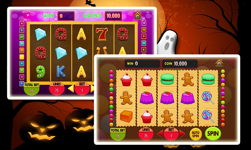 Halloween Fortune free 533502