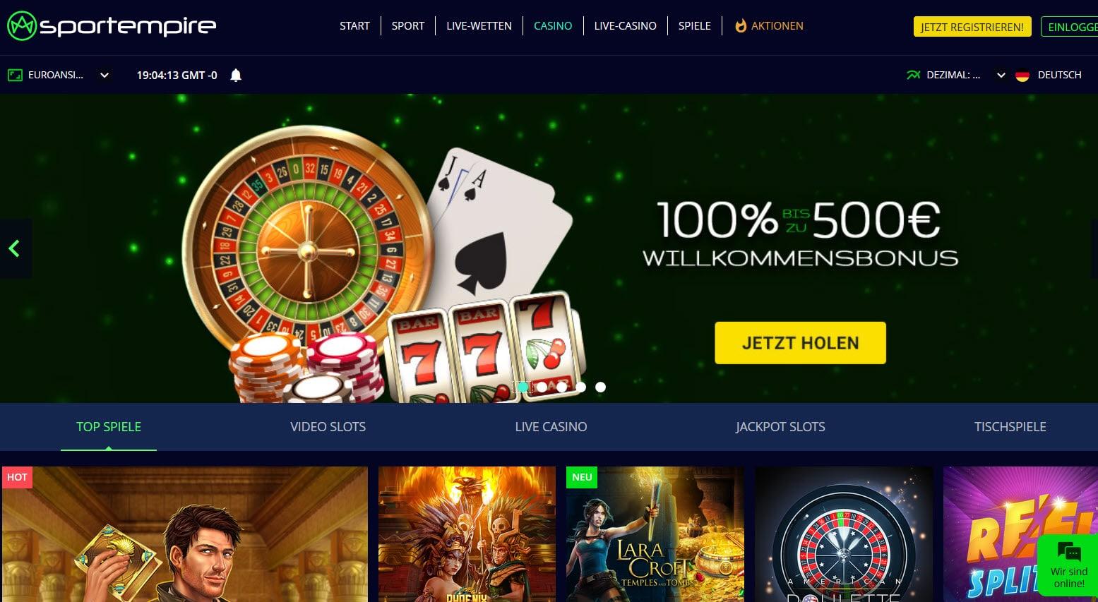 Live Casino Deutschland 524029