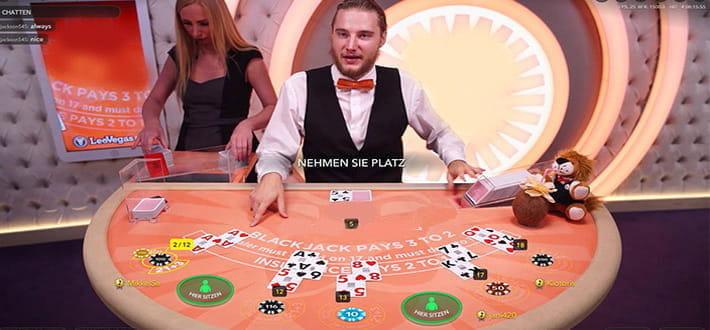 Live Casino 45317