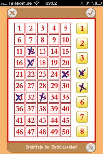 Lizenziertes Lottogewinn Live 738087