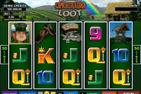 Lucky Leprechaun online 76217