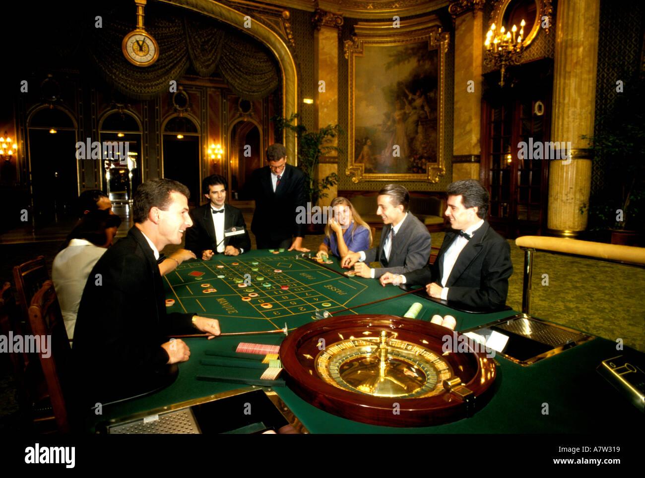 Monte Carlo Roulette 61130